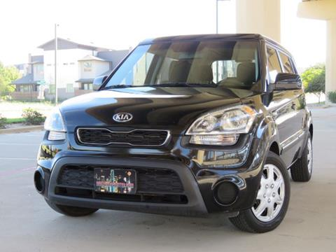 2013 Kia Soul for sale in Richardson, TX