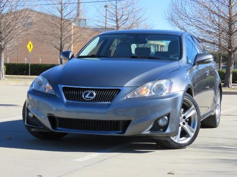 2013 Lexus IS 250 for sale in Richardson, TX
