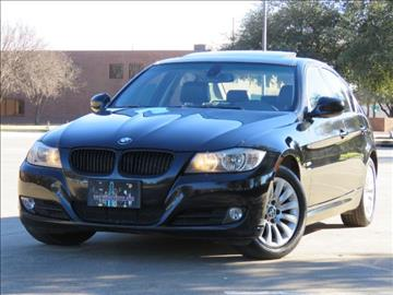 2011 BMW 3 Series for sale in Richardson, TX