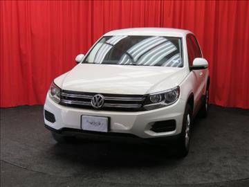 2013 Volkswagen Tiguan for sale in Richardson, TX