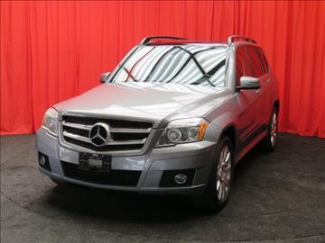 2011 Mercedes-Benz GLK for sale in Richardson, TX