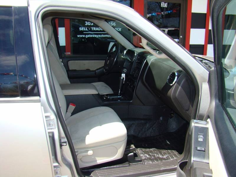 2008 Ford Explorer Sport Trac for sale at GATEWAY AUTO in Lakewood CO
