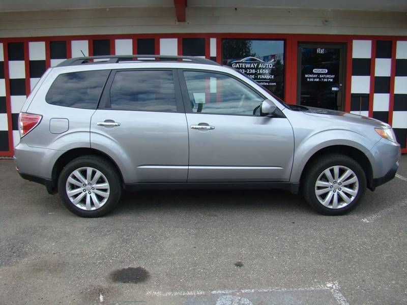 2011 Subaru Forester for sale at GATEWAY AUTO in Lakewood CO