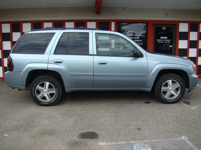 2006 Chevrolet TrailBlazer for sale at GATEWAY AUTO in Lakewood CO