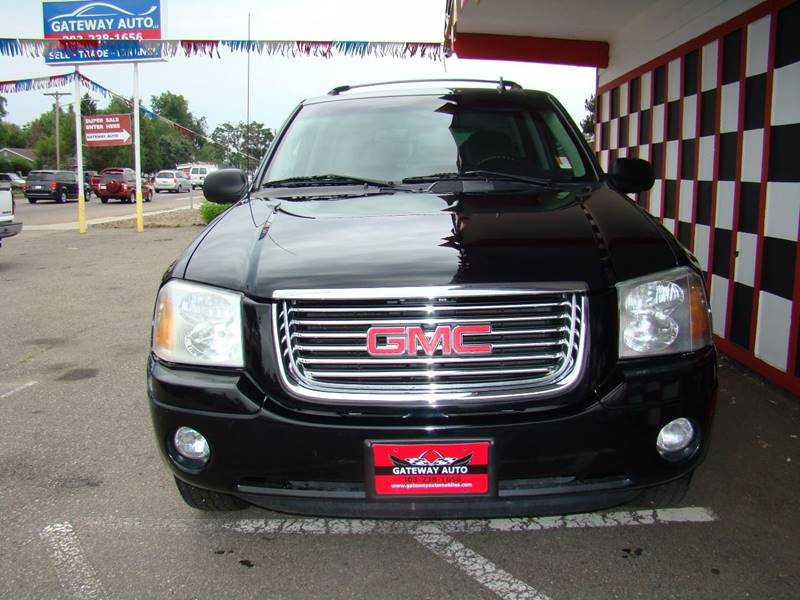 2007 GMC Envoy for sale at GATEWAY AUTO in Lakewood CO