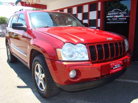 2005 Jeep Grand Cherokee for sale at GATEWAY AUTO in Lakewood CO
