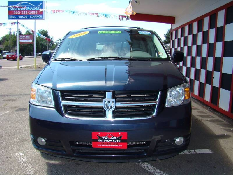 2009 Dodge Grand Caravan for sale at GATEWAY AUTO in Lakewood CO