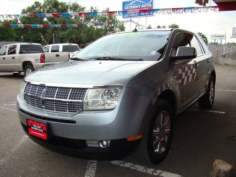 2007 Lincoln MKX for sale at GATEWAY AUTO in Lakewood CO