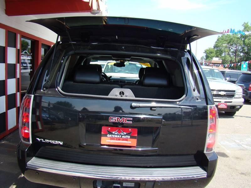 2008 GMC Yukon for sale at GATEWAY AUTO in Lakewood CO