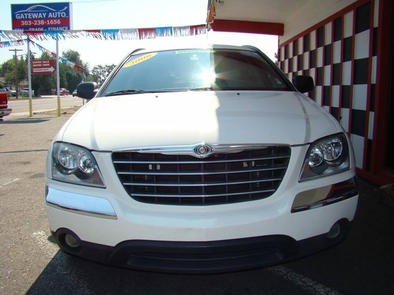 2006 Chrysler Pacifica for sale at GATEWAY AUTO in Lakewood CO