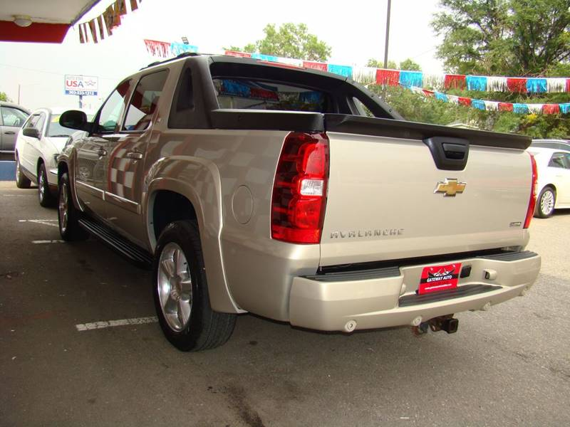 2007 Chevrolet Avalanche for sale at GATEWAY AUTO in Lakewood CO