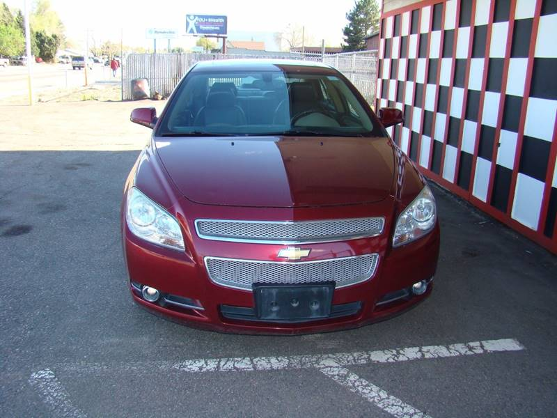 2008 Chevrolet Malibu for sale at GATEWAY AUTO in Lakewood CO