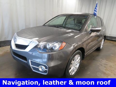 2010 Acura RDX for sale in Sylvania OH