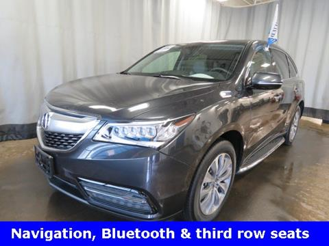 2015 Acura MDX for sale in Sylvania OH