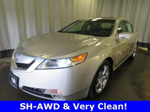 2009 Acura TL for sale in Sylvania OH