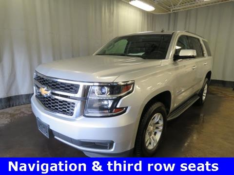 2015 Chevrolet Tahoe for sale in Sylvania OH