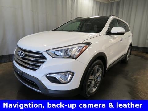 2014 Hyundai Santa Fe for sale in Sylvania OH