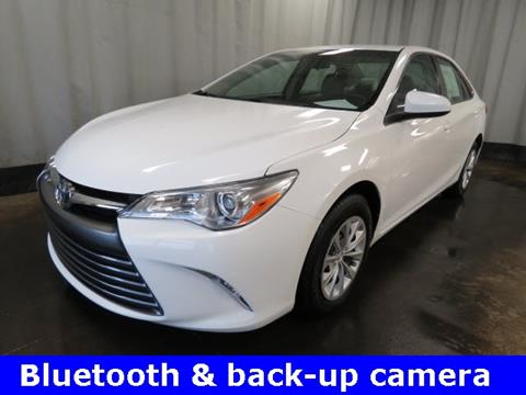 2016 Toyota Camry for sale in Sylvania OH