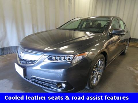 2015 Acura TLX for sale in Sylvania OH