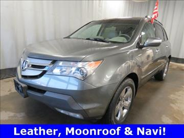 2007 Acura MDX for sale in Sylvania, OH