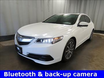2015 Acura TLX for sale in Sylvania, OH