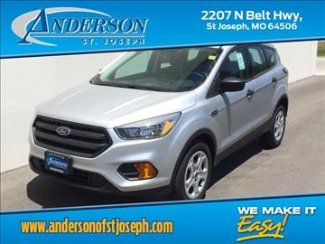 2017 Ford Escape for sale in Saint Joseph, MO