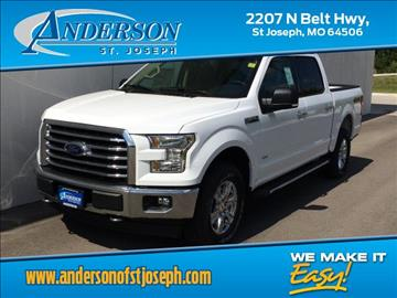 2017 Ford F-150 for sale in Saint Joseph, MO