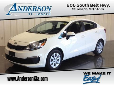 2016 Kia Rio for sale in Saint Joseph, MO
