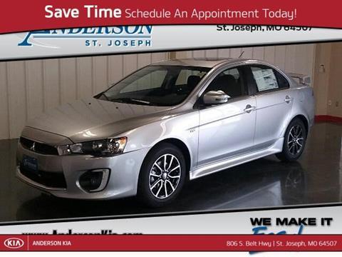 2017 Mitsubishi Lancer for sale in Saint Joseph, MO