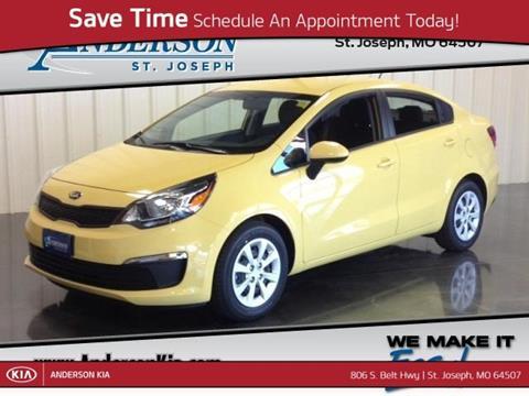 2016 Kia Rio for sale in Saint Joseph, MO