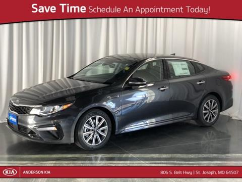 2019 Kia Optima for sale in Saint Joseph, MO