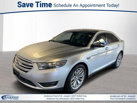 Escorts St Joseph Mo >> 2013 Ford Taurus For Sale In Saint Joseph Mo