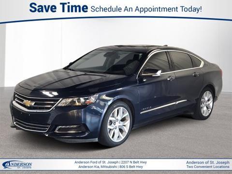 2015 Chevrolet Impala for sale in Saint Joseph, MO