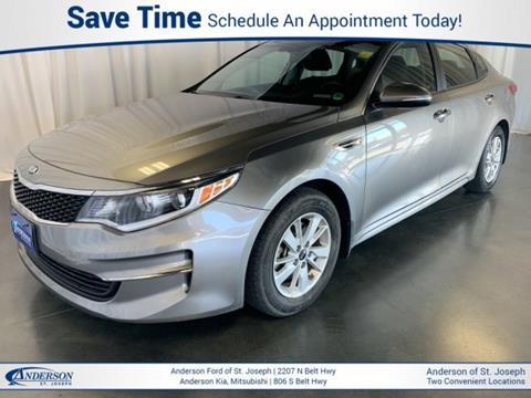 2016 Kia Optima for sale in Saint Joseph, MO