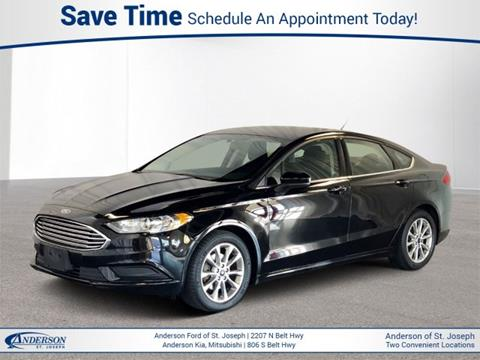2017 Ford Fusion for sale in Saint Joseph, MO