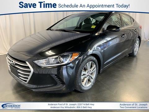 2018 Hyundai Elantra for sale in Saint Joseph, MO