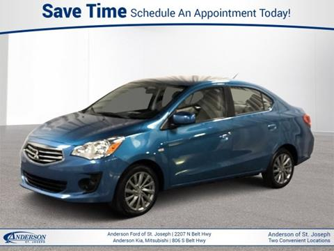 2018 Mitsubishi Mirage G4 for sale in Saint Joseph, MO
