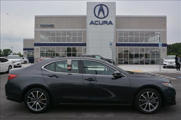 2015 Acura TLX for sale in Laurel, MD