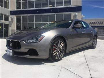 2016 Maserati Ghibli for sale in Laurel, MD
