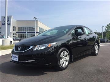 2014 Honda Civic for sale in Laurel, MD