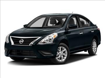 2017 Nissan Versa for sale in Laurel, MD