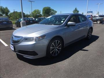 2016 Acura TLX for sale in Laurel, MD