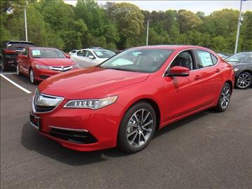 2017 Acura TLX for sale in Laurel, MD