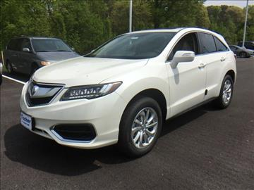 2017 Acura RDX for sale in Laurel, MD