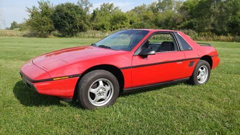 1984 Pontiac Fiero for sale in Romeoville, IL
