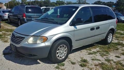 2001 Plymouth Voyager