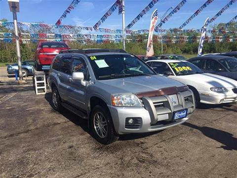 2004 Mitsubishi Endeavor for sale in Midlothian, IL
