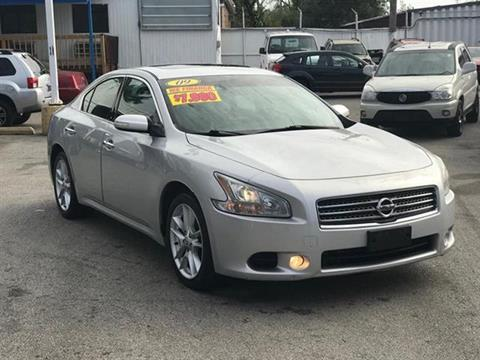 2009 Nissan Maxima for sale in Midlothian, IL