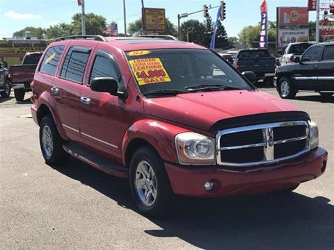 2004 Dodge Durango for sale in Midlothian, IL