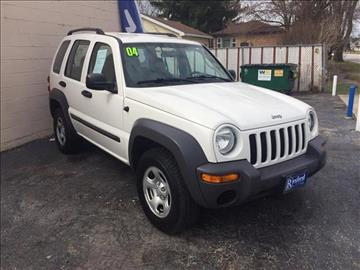 2004 Jeep Liberty for sale in Midlothian, IL